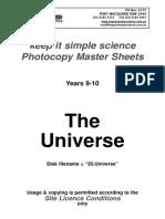 20.Universe