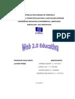 Trabajo de La Web 2.0