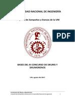 Bases III Concurso de Sikuris y Sikumorenos