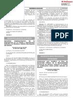 Ordenanza que modifica el Plan de Desarrollo Urbano de la Municipalidad Provincial de Huaura respecto al cambio de zonificación sobre predio ubicado en Huacho