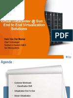 Virtualization HeinVanDerMerwe
