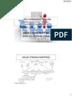 Mapa Del Flujo de Valor