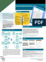 1. Poster Aplikasi Mix Design Beton Edit