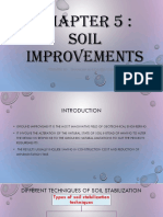 Soil Improvements