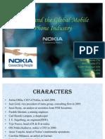 Nokia Nd the Global Mobile Phn--ruhi