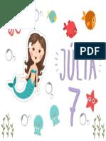 Cumple Júlia 7