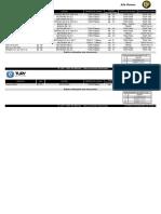 tabela aplicacao gnv