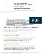 01. CCIE R_S v5 Workbook Overview