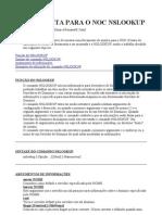 Artigo - DNS - NSLOOKUP Avancado.pdf