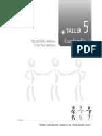 Cuadernillo Usuario Taller 5