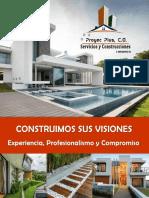 OFERTA SERVICIO DE CONSTRUCCION Y MANTENIMIENTO. PROYECPLUS.pdf