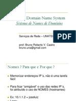 SERVREDES - Aula 9 - DNS - Domain Name System.pdf