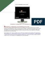 Artigo - FTP - Instalando e configurando o FTP no Windows Server