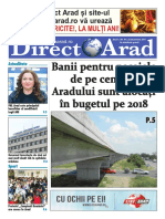 Direct Arad - 91 - 22 decembrie 2017