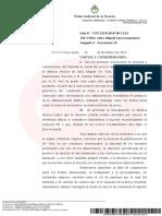 Confirmaron la detención de Julio De Vido por la causa Río Turbio
