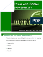 Copy of Professional and Social Responsibility
