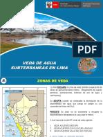 Veda Agua Subterranea LIMA