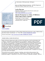 Social Protection India Review