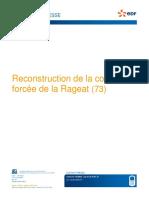 Reconstruction Conduite Forcée