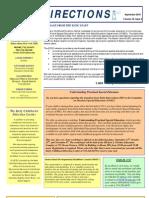 Ecdc 9 2010 Newsletter