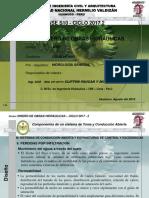 SEMANAL N°010 CURSO DE OBRAS HIDRAULICAS