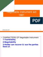 JAIIB N I Act 1881.ppt