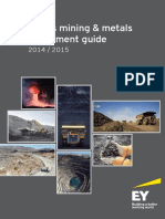 EY Peru Mining and Metals Investment Guide 2014 2015
