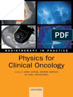 Radiotherapy in practice, Physics for Clinical Oncology