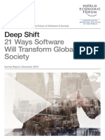 WEF GAC15 Deep Shift Software Transform Society