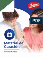 Material de Curacion