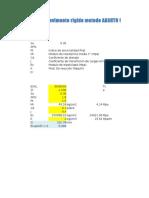Diseño Pavimento Rígido AASHTO93