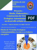 Diseño Para Viviendas Ecologicas Autosustentables