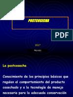 Postcosecha 2017
