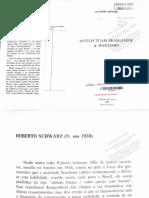 Konder, Leandro - Roberto Schwarz [Art Breve]