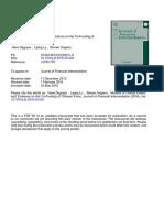 Financial Formal or Informal in China
