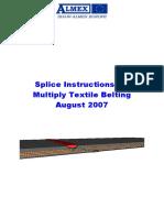 Mutiply Splice Instruction SAE