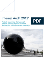 PwC-Internal Audit 2012