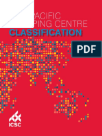 Asia-Pacific Shopping Centre Classification Standard