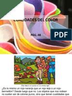 Cualidades del color y gamas cromáticas