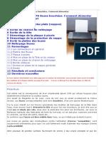 Imprimante Epson D78 Buses Bouchées. Comment Démonter - BRICOLSEC