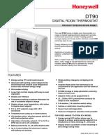 DT90 Digital Room Thermostat