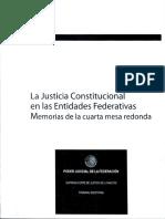 01. Los Derechos Políticos y Su Protección en Las Constituciones de Las Entidades Federativas de México