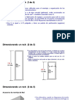 Racks Dimensionamiento