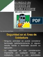 SEGURIDAD EN LA SOLDADURA.ppt