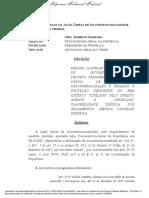 ADI 5874 - Decisão da ministra Cármen Lúcia