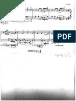 J. S. Bach Polonez