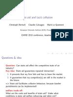 BCQ EARIE Presentation