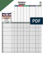 Registro Evaluacic3b3n Primaria Blog