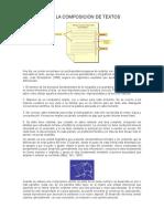 El Párrafo y Su Estructura