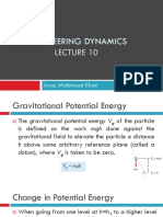 Engineering Dynamics Lecture 10